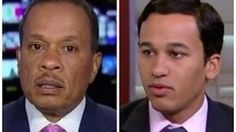 Juan Williams and His Conservative Son Blast Liberal 'Uncle Tom' Treatment of Black Republicans