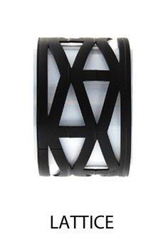 Inner Tube Jewelry - Lattice - Natural Clothing Company