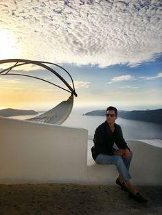 Santorini, men, fashion, sunset, Intimissimi, travel, blogger, sea, sun, island, Greece, IntimissimilovesSantorini, event, blue, summer, view, stylentonic, fashion blog, travelling, men's style, sunset, hotel, luxury