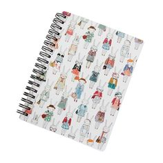 The perfect cute notebook for the new season!