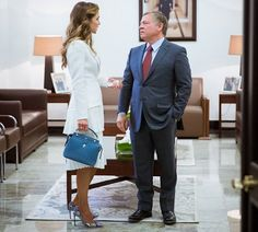 Queen Rania of Jordan attended the launch of National Strategy