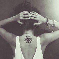 Tatuaggio mandala...