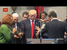 FULL: Donald Trump Cleveland Heights Black Church Town Hall OH 9/21/2016 FULL EVENT & SPEECH - YouTube