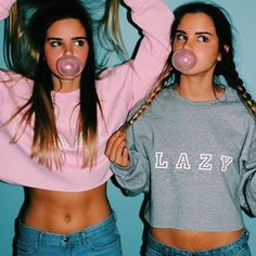 Lazy Sweaters Babe @tess_and_sarah #nyctclothing