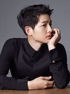 Song Joong Ki | Harper's Bazaar May Issue '16
