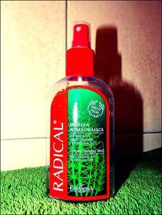 Radical FARMONA - mgiełka do włosów wzmacniająca z ekstraktem ze skrzypu polnego | Babski-kuferek
