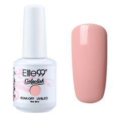 Qimisi Soak-Off UV LED Gel Polish Nail Art Manicure Lacquer Peachpuff ** You can find more details by visiting the image link.