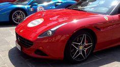 Ferrari Cavalcade 26 giugno 2016- Padova Italy