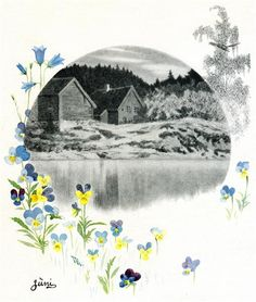 June 1890 Wood Print by Kittelsen Theodor Severin. All wood prints are professionally printed, packaged, and shipped within 3 - 4 business days and delivered ready-to-hang on your wall. Nature Paintings, Your Paintings, Animal Paintings, Most Popular Artists, Great Artists, Most Famous Paintings, Drawing Letters, Art Database, Oil Painting Reproductions