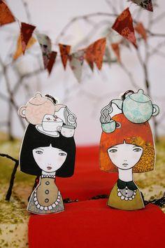 Cute Ladies by Lady Desidia