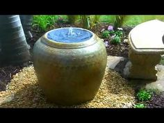 Los Angeles Fountain designed by Enviroscape LA Small Safe, Fountain Design, Backyard Water Feature, Water Gardens, Family Garden, Water Fountains, Ponds, Plant Decor, Water Features
