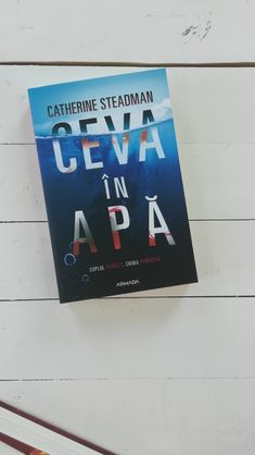 Ceva in apa - Catherine Steadman Gone Girl, Book Aesthetic, Bora Bora, New York Times, Love Life, Reading, Books, Movies, Literatura