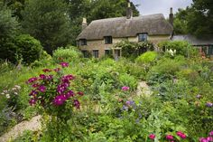 2nd June, 1840 - Thomas Hardy was born in this picturesque Dorset cottage.  Built of cob and thatch by Hardy's grandfather, little has been altered since the family left. It was here that Hardy wrote his early short stories, poetry and novels including 'Far from the Madding Crowd.'