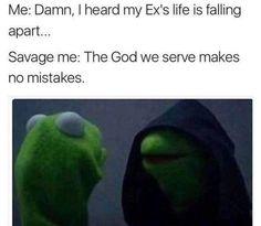 The best feeling of Evil Kermit so far.