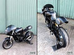 tuning moto cafe racer - Cerca amb Google