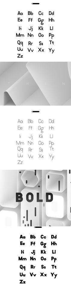 Koliko Free #Font Type
