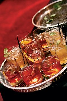 The San Antonio Cocktail Conference takes place Jan. 16-19 in downtown San Antonio, with proceeds going to charity.