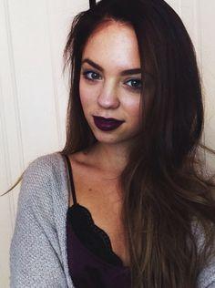 Beautiful fall makeup! beyondbeautystar claudiasLife