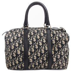 71e55ea23 Labellov Dior Monogram Boston Trotteur Bag ○ Buy and Sell Authentic Luxury