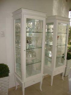 Cristaleira branca