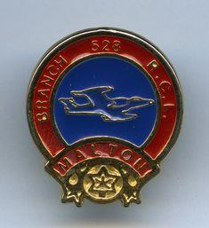 Royal Canadian Legion - Malton, Ontario - Branch 528 Avro Arrow, Ontario, Nostalgia, Aircraft, Patches, Cards, Aviation, Planes, Maps