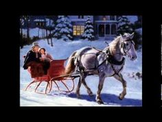 Winter sports have been popular in America for hundreds of years. But in the and early century, winter pastimes not only prov. Merry Christmas, Christmas Scenes, Christmas Love, Christmas Wishes, Christmas Bells, Christmas Pictures, Christmas Horses, Victorian Christmas, Country Christmas