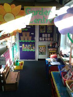 Garden Centre  class room role play area