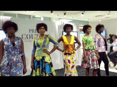 VLISCO PRÊT-À-COUTURE FASHION SHOW - YouTube