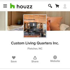 You can now find us on Houzz! Looking for experienced home renovation and design professionals is incredibly easy with Houzz. Check it out! Crown Molding, Custom Woodworking, Asheville, Houzz, New Construction, Home Renovation, Cabinets, Easy, Check