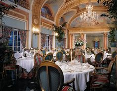 The French Room is an award-winning restaurant in Dallas, Texas, located inside the luxury The Adolphus Hotel. Considered to be the most sumptuous restaurant in Dallas, The French Room has been awarded the prestigious AAA Five Diamond Award for the past 22 years.