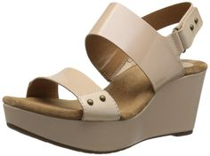 Clarks Women's Caslynn Dez Platform Pump > A special product just for you. See it now! : Wedges Shoes
