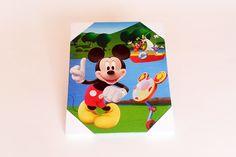 €3.50 Καδράκι Mickey Mouse