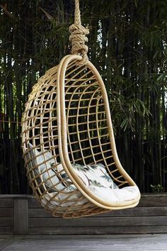 Coco Hanging Chair - Natural