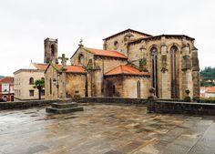 Betanzos (A Coruña), capital del gótico gallego