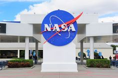 merritt island fl - feb nasa logo in kennedy space center on february 12 2012 in merritt island florida. it is the launch site for every united states human space flight since Information Age, Interesting Information, Interesting Stuff, Image Photography, Editorial Photography, Nasa Space Center, Back To The Moon, Software, Kennedy Space Center