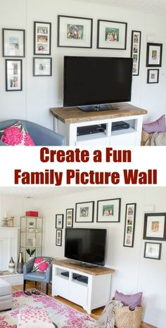Best 25 Family Picture Walls Ideas On Pinterest Family