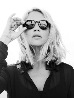 Les stars du Festival de Cannes en 29portraits - Virginie Efira ©Stephan Vanfleteren Quincy Jones, Sharon Tate, Catherine Deneuve, French Actress, Jane Fonda, Sophia Loren, Beauty And The Beast, Actors & Actresses, Dame