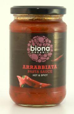 Arrabbiata-pastakastike Biona, noin 3e