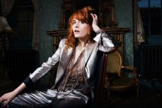 Florence + the Machine. love everything about her