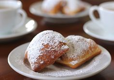 Turn your breakfast table into a French cafe with Homemade Beignets from The Galley Gourmet.