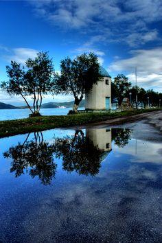 blue region - Almyros, Magnisia _ Greece