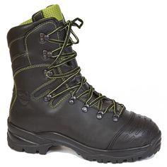 ZGS WOODCUT S3 anti-cut chain saw boots
