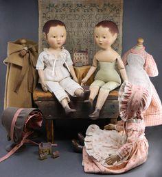 Molded Dolls