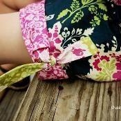 Danielle's Cuffed Shorts - via @Craftsy