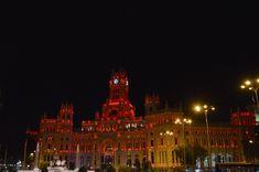 Cibeles nocturna Cologne, Cathedral, Building, Travel, World, Nocturne, Entrance Halls, Architecture, Places