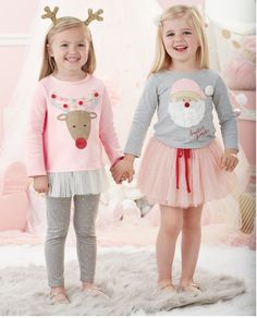 7263dc43edc24 52 Best Girls Christmas outfits for 2017 images | Girls christmas ...