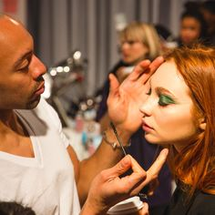 11 Brilliant Beauty Hacks That Will Change the Way You Apply Makeup: There are a lot of reasons to trek backstage at New York Fashion Week: the models, the celebrities, the nails, and the beautiful beauty looks.