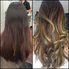 Scoot your hair for summer on right. Would look awesome