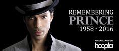 Celebrate the life and work of Prince on hoopla.   https://www.hoopladigital.com/artist/465685242
