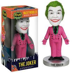 Batman 1966 TV Series Joker Bobble Head